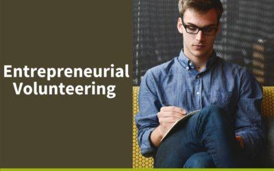 Entrepreneurial Volunteering