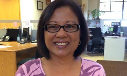 Volunteer Spotlight: Frances Nelson