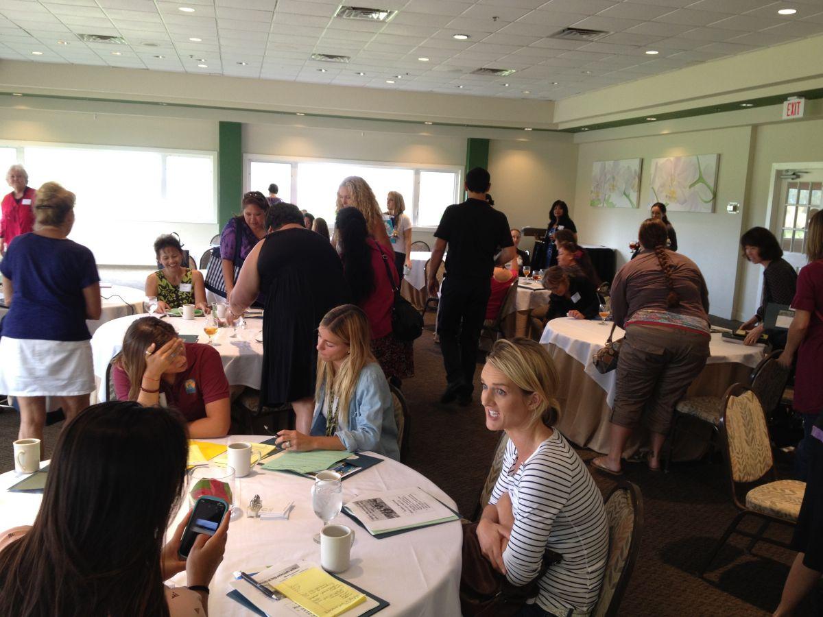 Volunteer Leadership Networking Event