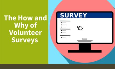 The How and Why of Volunteer Surveys