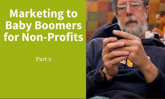 Marketing to Baby Boomers – Part 2