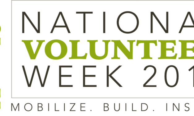 National Volunteer Week 2015
