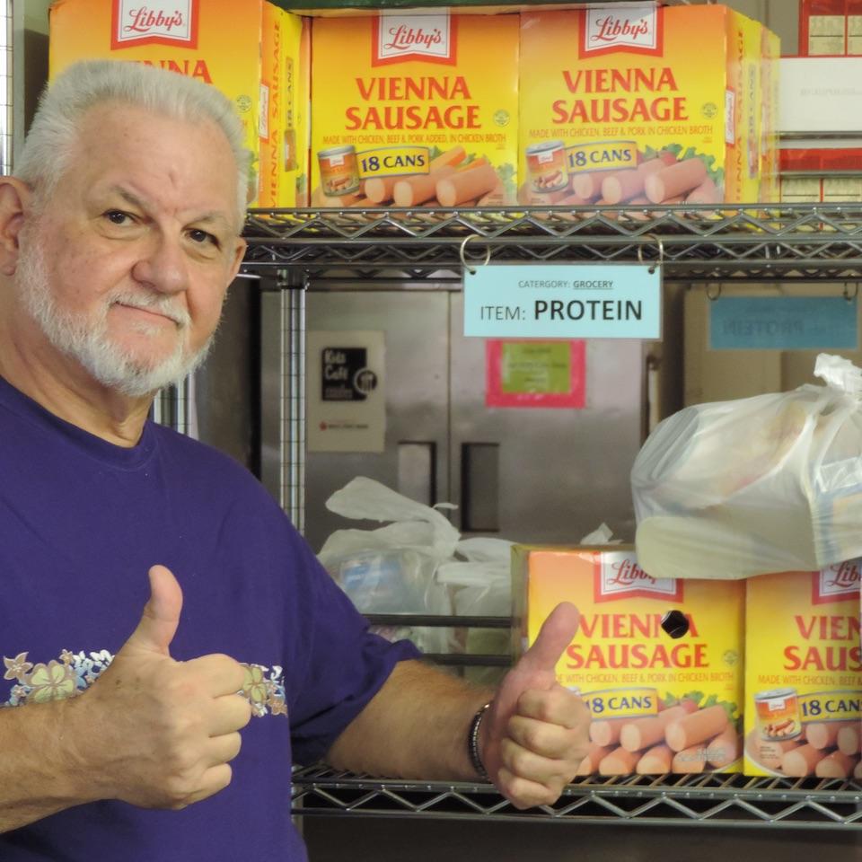 Tony Pompillio, Volunteer Hero