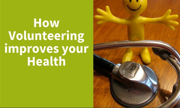 How Volunteering improves your Health