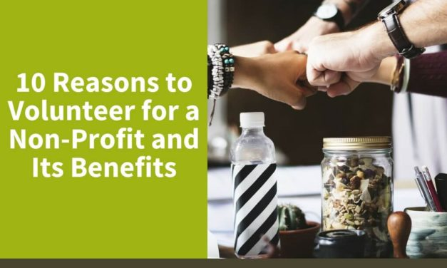 10 Reasons to Volunteer for a Non-Profit and Its Benefits