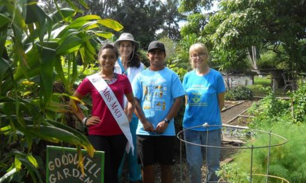 Goodwill Gardening for National Make a Difference Day: A GetConnected Success Story