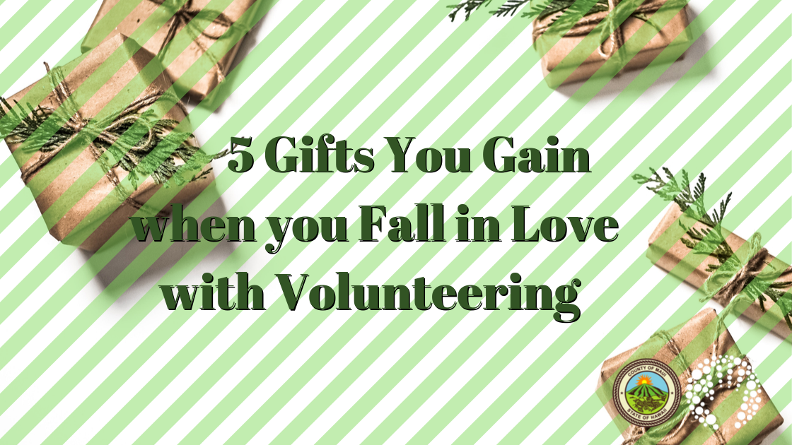 5 Gifts You Gain When You Fall in Love with Volunteering