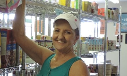 Volunteer Spotlight: Carol Sipprelle
