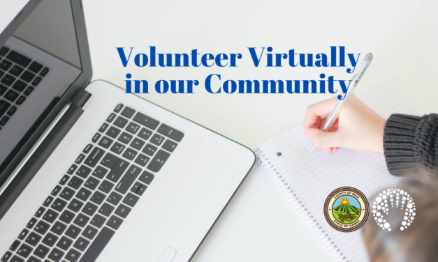Virtual Volunteer Opportunities in Maui County that Allow for Social Distancing