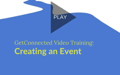 Creating an Event for your Agency