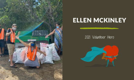 Ellen McKinley — 2021 Volunteer Hero