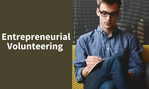 Entrepreneurial Volunteering