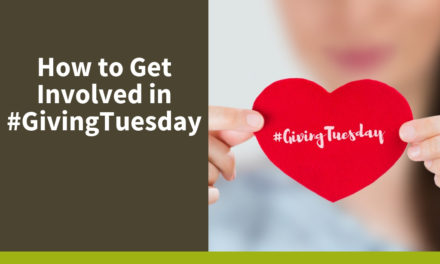 How to Get Involved in #GivingTuesday