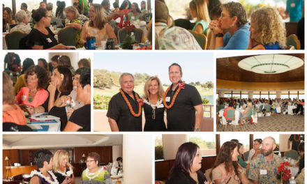 Highlights from the 2016 Hawaii Volunteer Leaders Conference