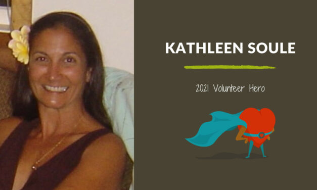 Kathleen Soule — 2021 Volunteer Hero