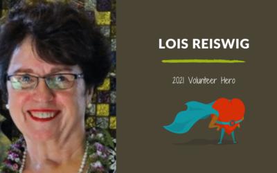 Lois Reiswig — 2021 Volunteer Hero