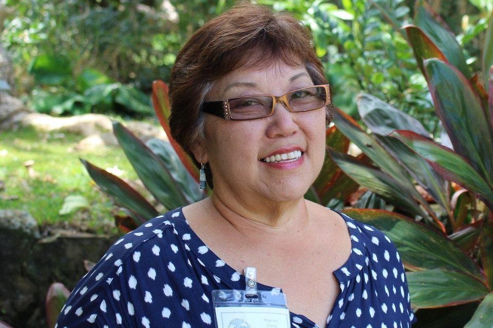 Myrna Fung, Volunteer Hero