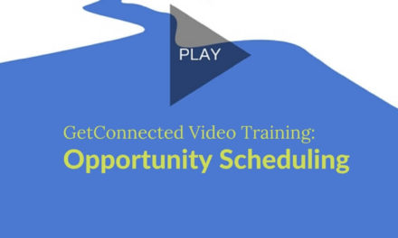 Opportunity Scheduling
