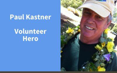 Paul Kastner, Volunteer Hero