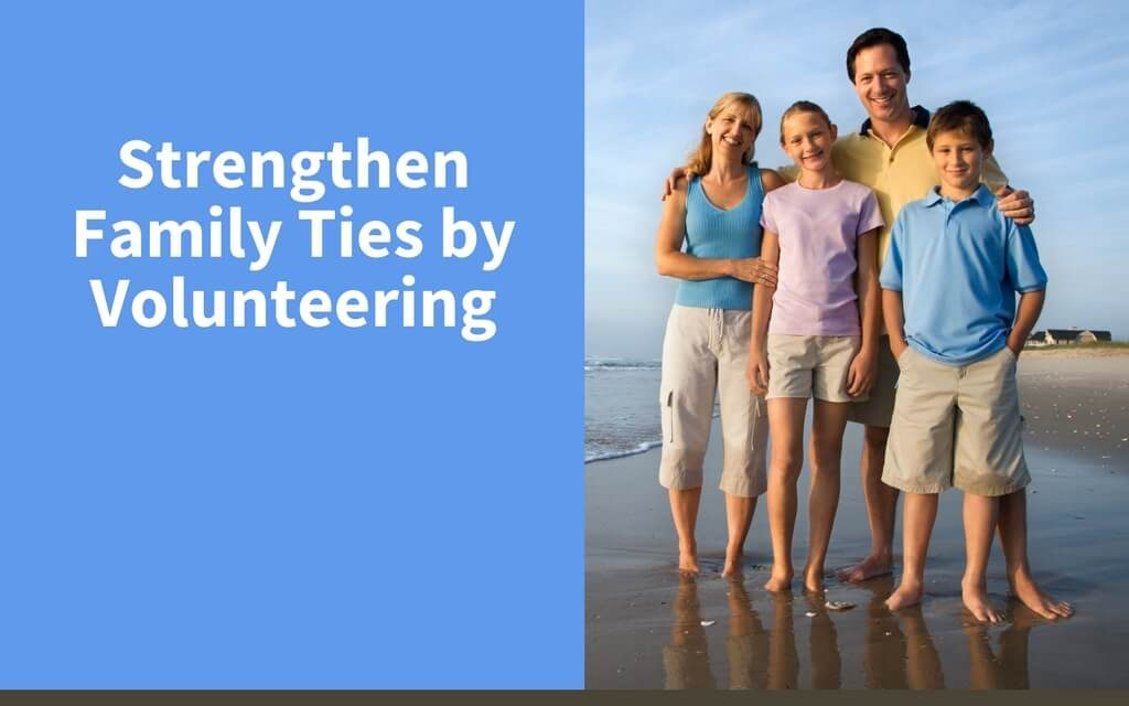 Volunteering as a Family