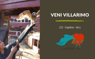 Veni Villarimo — 2021 Volunteer Hero