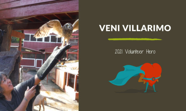 Veni Villarimo — 2021 Volunteer Hero