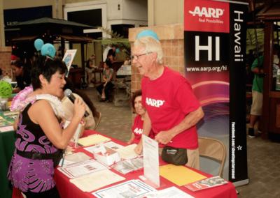 Volunteer Expo AARP